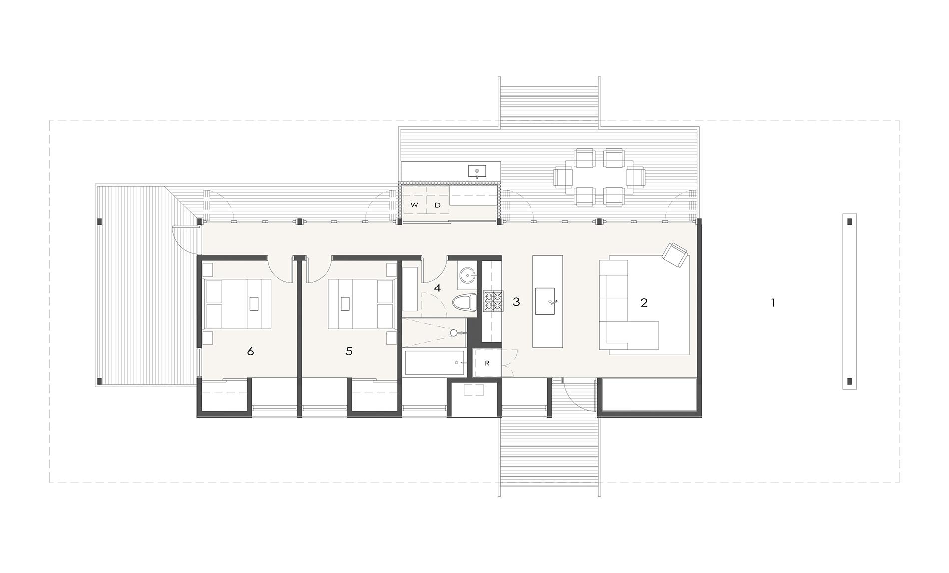Floorplan - Ohana 8
