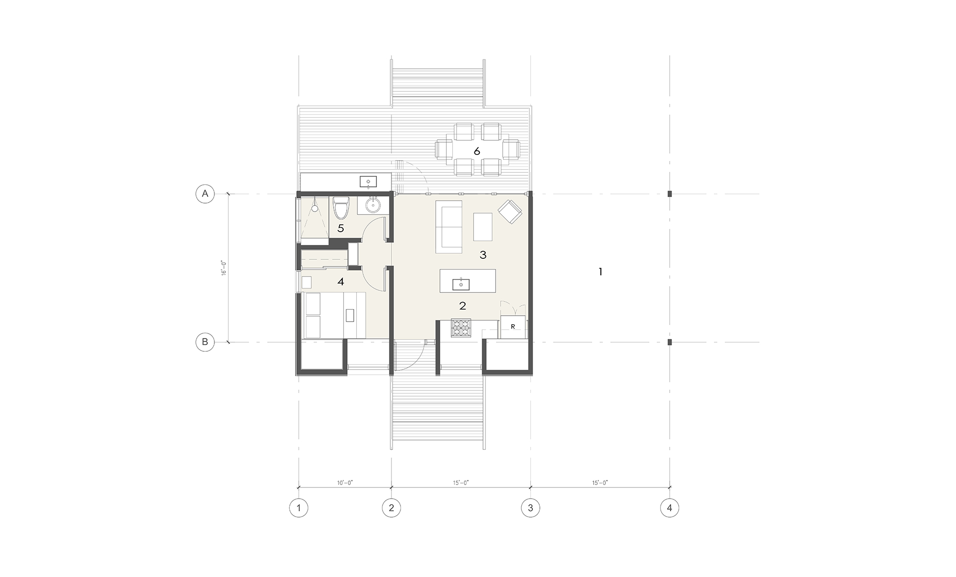 Floorplan - ADU 4